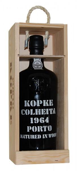 Portwein 1964 Kopke Colheita
