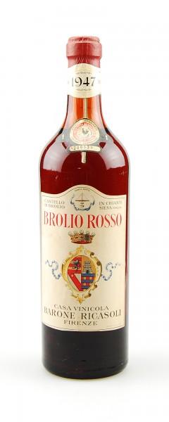 Wein 1947 Chianti Classico Brolio Ricasoli