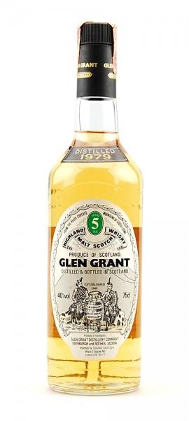 Whisky 1979 Glen Grant Highland Malt 5 years old