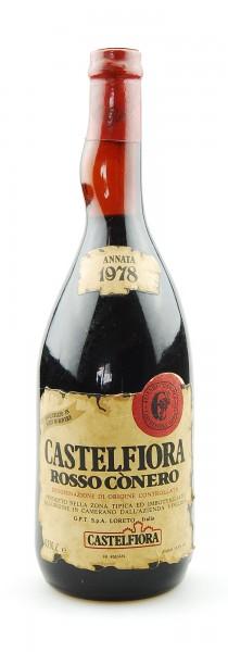 Wein 1978 Rosso Conero Castelfiora