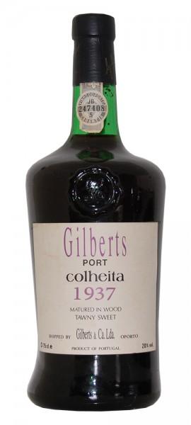 Portwein 1937 Gilberts Colheita