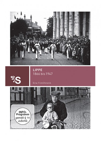 DVD 1866 - 1947 Chronik Lippe