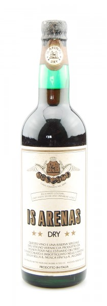 Wein 1967 IS Arenas dry Vernaccia Riserva Speciale