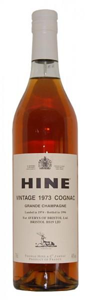 Cognac 1973 HINE Grande Champagne