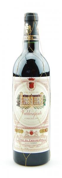 Wein 1992 Palacio de Valdeinfante Cosecha