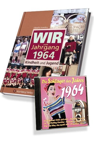 Zeitreise 1964 - Wir vom Jahrgang & Schlager 1964