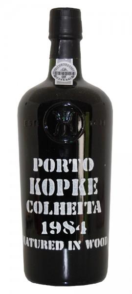 Portwein 1984 Kopke Colheita