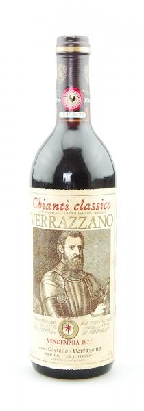 Wein 1977 Chianti Classico Fattoria di Verrazzano