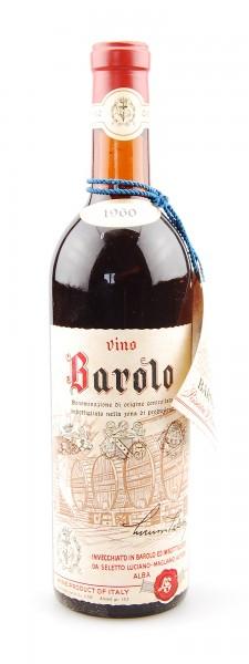 Wein 1960 Barolo Riserva Antonio Luciano Seletto