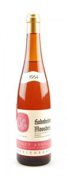 Wein 1964 Hahnheimer Moosberg Spätlese