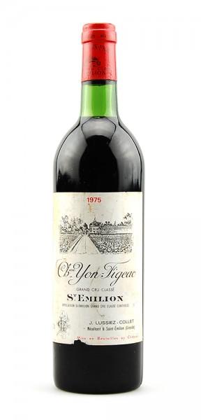 Wein 1975 Chateau Yon Figeac Grand Cru Classe