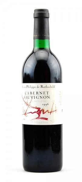 Wein 1996 Cabernet Sauvignon Baron de Rothschild