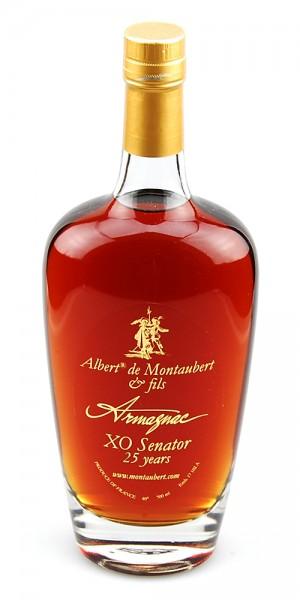 Armagnac Montaubert 25 Jahre