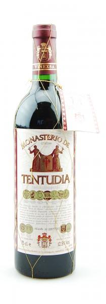 Wein 1992 Monasterio de Tentudia Cosecha
