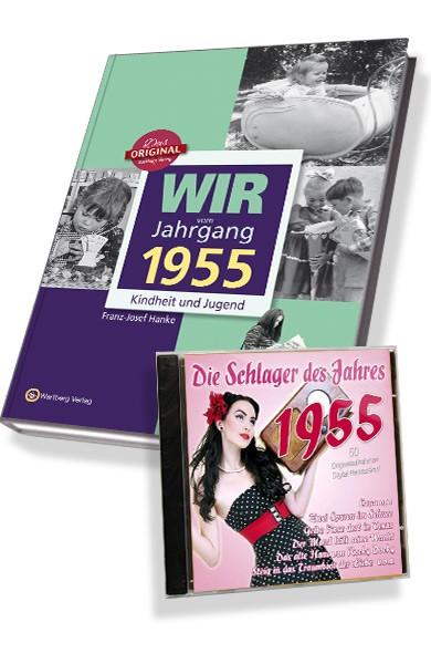 Zeitreise 1955 - Wir vom Jahrgang & Schlager 1955