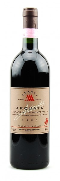 Wein 1994 Sagrantino di Montefalco Adanti