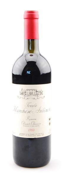 Wein 1983 Chianti Classico Riserva Marchese Antinori