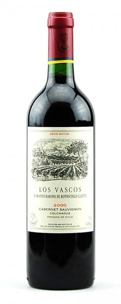 Wein 2000 Los Vascos Barons de Rothschild (Lafite)