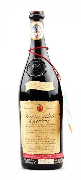 Wein 1967 Freisa d-Asti Superiore Bersano