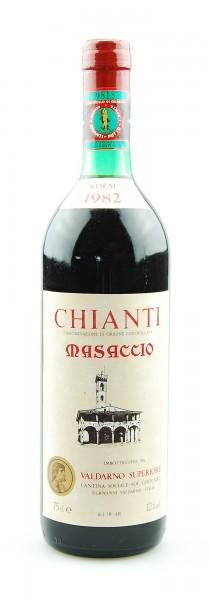 Wein 1982 Chianti Masaccio Valdarno