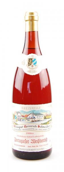 Wein 1980 Edenkobener Schloß Ludwigshöhe