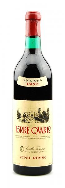 Wein 1957 Torre Quarto Vino Rosso Farrusi
