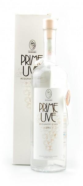 Grappa 2001 Prime Uve Maschio Acquavite d´Uva
