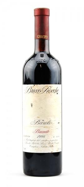 Wein 1994 Barolo Bricco Rocche Ceretto