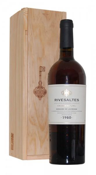 Wein 1960 Rivesaltes Domaine Lacresse