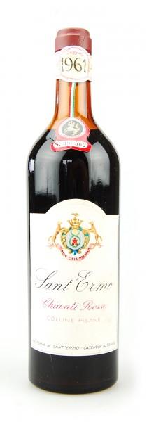 Wein 1961 Chianti Colline Pisane Sant Ermo