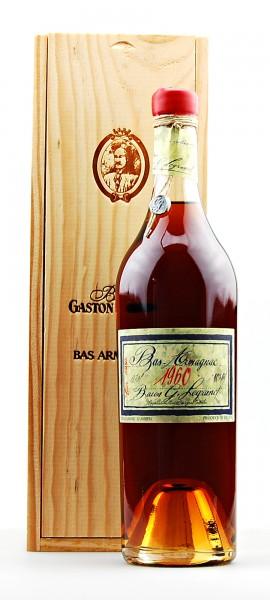 Armagnac 1960 Bas-Armagnac Baron Gaston Legrand