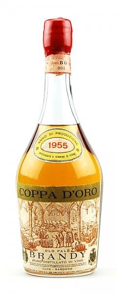 Brandy 1955 Old Pale Brandy Coppa d´Oro Illva Saronno