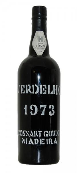 Madeira 1973 Cossart Gordon Verdelho