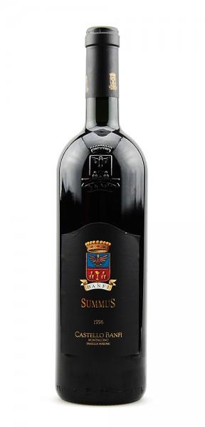 Wein 1996 Summus Castello Banfi