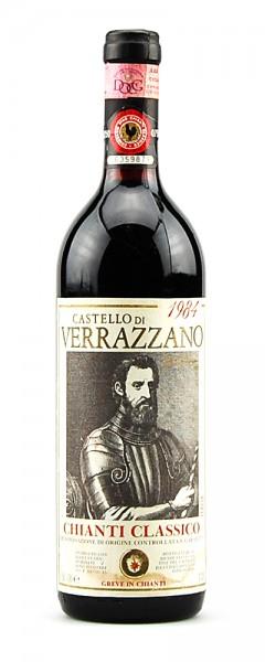 Wein 1984 Chianti Classico Fattoria di Verrazzano