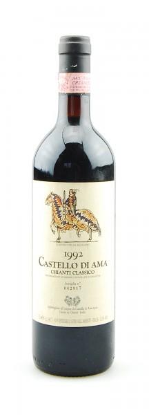 Wein 1992 Chianti Classico Castello di Ama