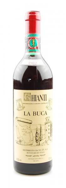 Wein 1982 Chianti La Buca