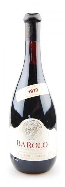 Wein 1979 Barolo Luigi Cauda