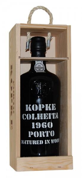 Portwein 1960 Kopke Colheita