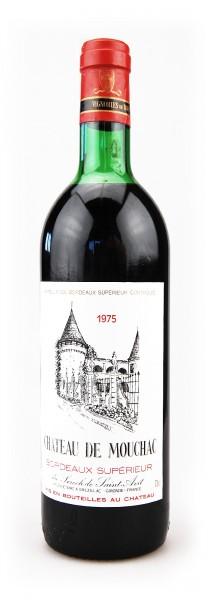 Wein 1975 Chateau de Mouchac Bordeaux Superieur