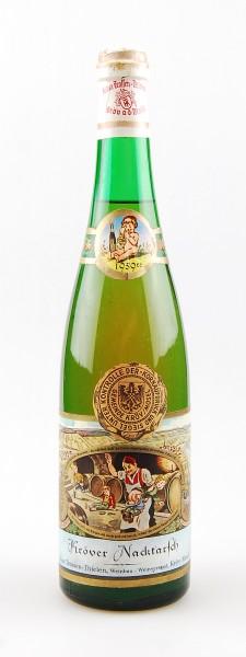 Wein 1959 Kröver Nacktarsch