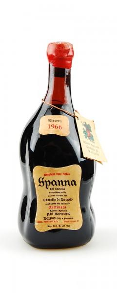 Wein 1966 Spanna Riserva Castello di Lozzolo Berteletti