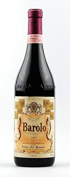 Wein 1997 Barolo Terre del Barolo