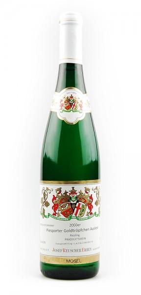 Wein 2000 Piesporter Goldtröpfchen Auslese