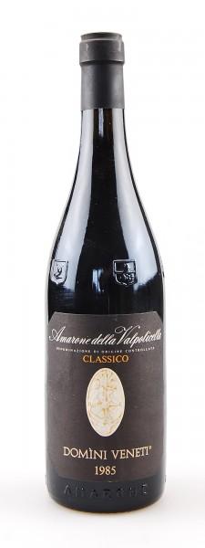 Wein 1985 Amarone della Valpolicella Domini Veneti