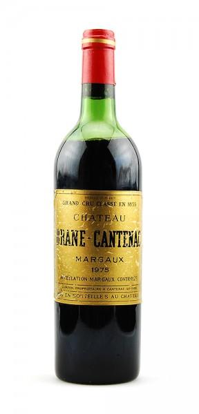 Wein 1975 Chateau Brane-Cantenac 2eme Grand Cru Classe