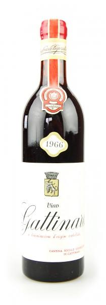 Wein 1966 Gattinara Cantina Sociale Gattinara