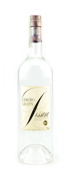 Grappa 1991 delle Brunate Rossana Distilleria Ceretto
