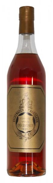Cognac 1921 Eschenauer & Cie Fine Champagne