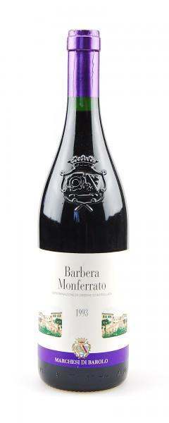 Wein 1993 Barbera Monferrato Marchesi di Barolo